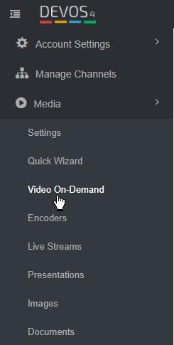 Video On-demand